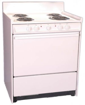 "30"" Free Standing Electric Range - WEM210T - ONLY AT JONESBORO LOCATION!"
