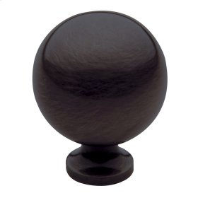 Venetian Bronze Spherical Knob
