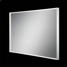 LARGE CCT RECTANGULAR EDGE LIT MIRROR - Mirror