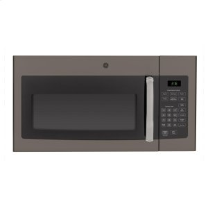 ®1.6 Cu. Ft. Over-the-Range Microwave Oven - SLATE