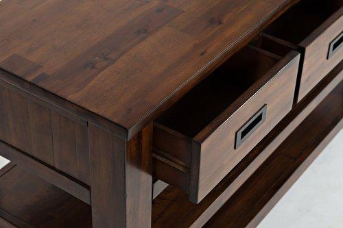 Coolidge Corner Sofa/media Table