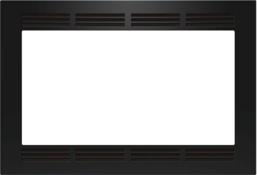"30"" Traditional Microwave Trim Kit - Black HMT5060"