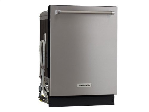 46 DBA Dishwasher with Bottle Wash Option and PrintShield Finish - PrintShield Stainless