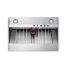 "Stainless Steel 42"" Built-In Custom Ventilator for Wall Hood - VBCV (42"" wide, 18"" high, 22"" deep)"