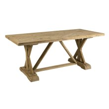 Hanway Trestle Table