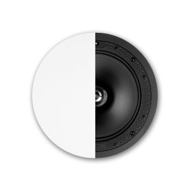 Each Disappearing In-Wall Series 8-inch round in-ceiling loudspeaker