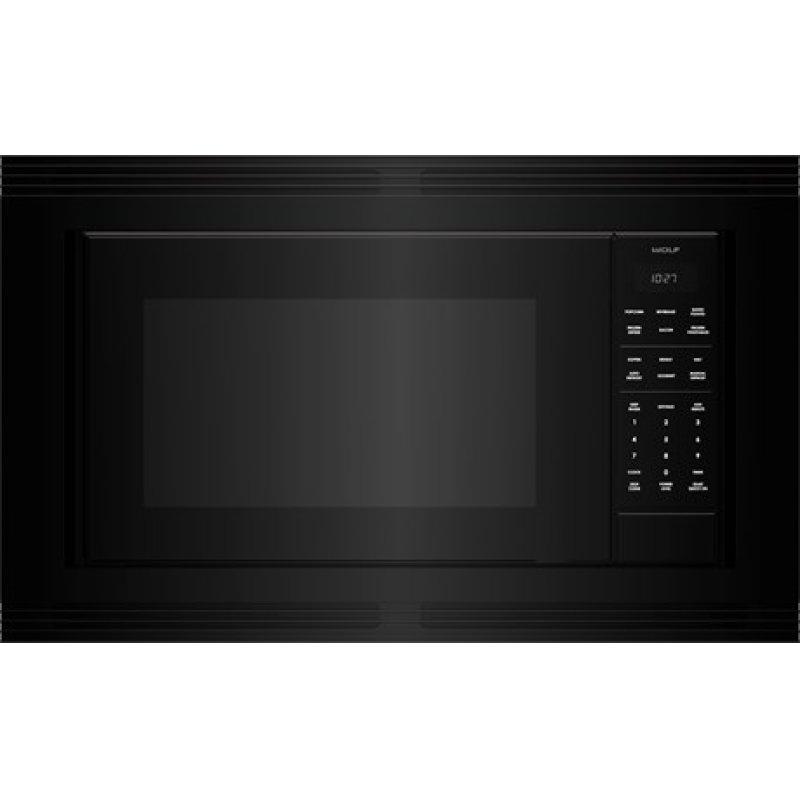 "Standard Microwave 30"" Black Trim - M Series"