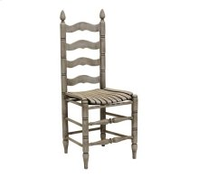 Farm House Chair in Antique Gray
