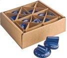 Blue Knob Kit Acc Pro-Harm and Cktp Product Image