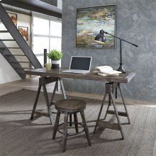 Table/Desk and Stool Set
