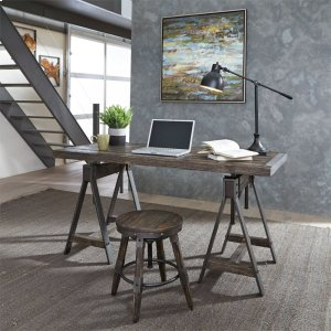 Liberty Furniture Industries Table/desk And Stool Set