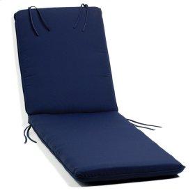 Chaise Cushion - Navy Blue