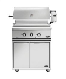 """30"""" Traditional Grill With Rotisserie"""
