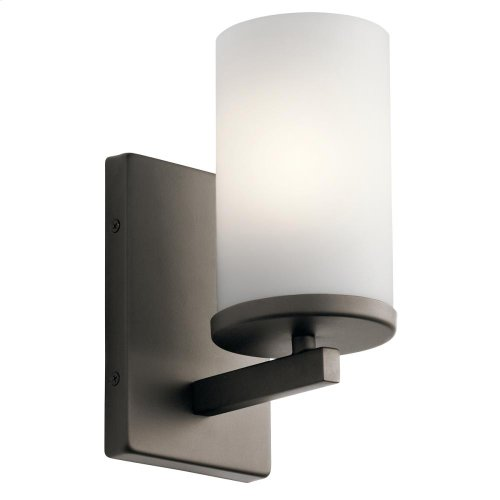 Crosby Collection Crosby 1 Light Wall Sconce OZ