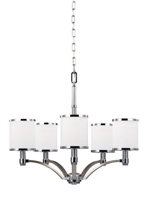 5 - Light Chandelier