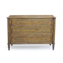 Ciborium Chest Of Drawers, Fruitwood