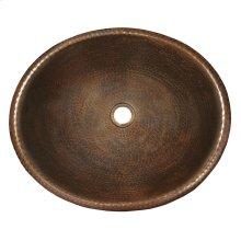 Rolled Classic in Antique Copper