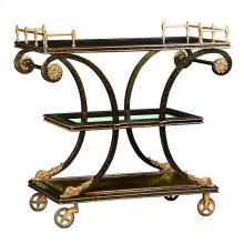Rivoli Serving Cart
