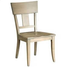 Thea Side Chair - Wood Seat