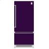 "Hestan 36"" Bottom Mount, Bottom Compressor Refrigerator - Krb Series - Lush"