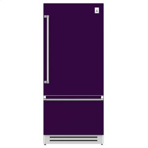 "Hestan36"" Bottom Mount, Bottom Compressor Refrigerator - KRB Series - Lush"