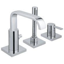 Allure Roman Bathtub Faucet with Hand Shower