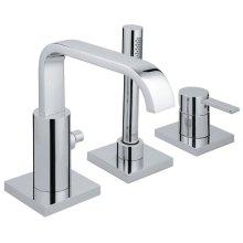 Allure Roman Bathtub Faucet with Hand Shower