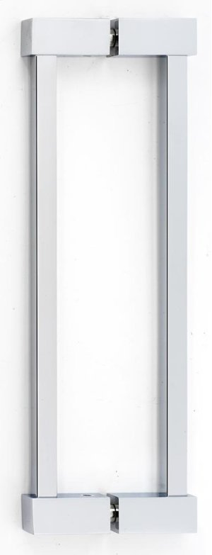 Contemporary II Back-to-Back Pull G718-8 - Polished Chrome