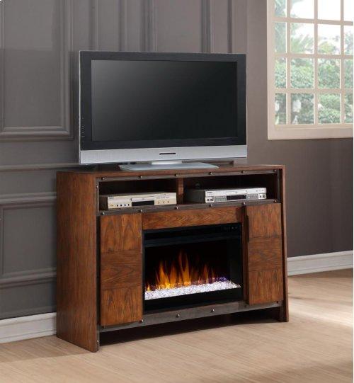 "Crossgrain 50"" Fireplace Console"