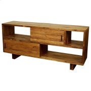 Maxim TV Stand, Natural Product Image