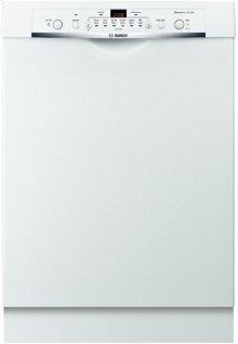 "24"" Recessed Handle Dishwasher Ascenta- White"