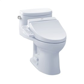 Supreme® II WASHLET®+ C100 One-Piece Toilet - 1.28 GPF - Cotton