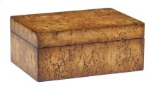 Masur Birch Rectangular Box