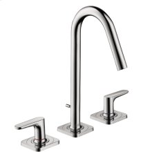 Chrome Citterio M Widespread Faucet