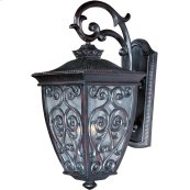 Newbury VX 3-Light Outdoor Wall Lantern