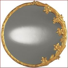 Mirror W1191 Old World Gold