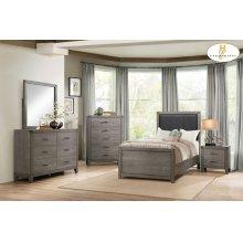 5PC Twin Bedroom Set