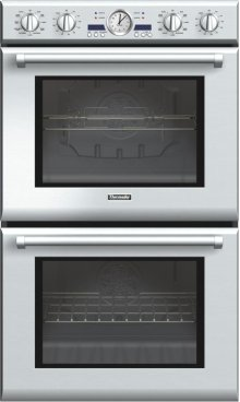 Professional Series 30 inch Double Convection Wall Oven PODC302 - Stainless Steel
