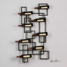 Scheldt, Wall Wine Rack