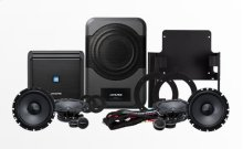 320 Watt Sound System for 2015-2017 Jeep Wrangler Unlimited
