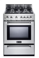 "Stainless Steel 24"" Gas Range Product Image"