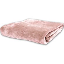 Comfy Pooch Embossed Throw ETP-150