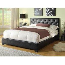 Regina Transitional Black Full Bed
