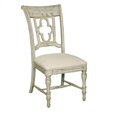 Weatherford Cornsilk Side Chair