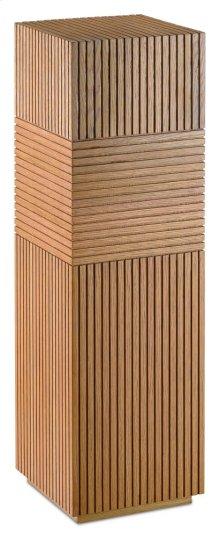 Odense Oak Pedestal