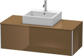 , Olive Brown High Gloss Lacquer