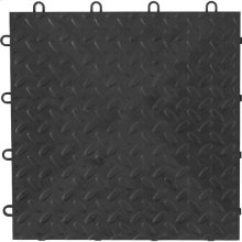 """12"""" x 12"""" Tile Flooring (4-Pack)"""