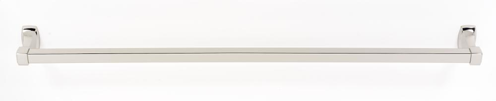 Cube Towel Bar A6520-30 - Polished Nickel