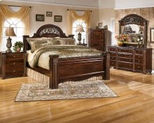 B347 King Bed Group