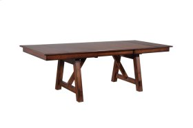 Winslow Cherry Finish Casual Dining Table
